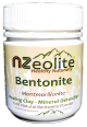 NZeolite Bentonite Powder 240g